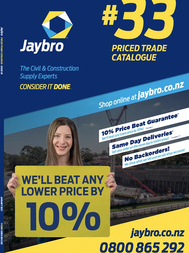 Jaybro catalogue