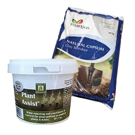 Soil and Water Additives