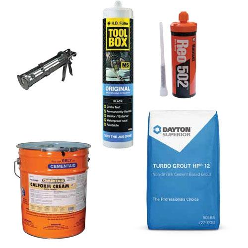 Chemicals & Powders