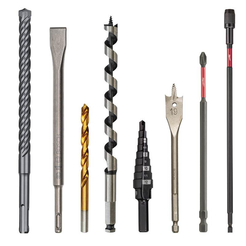 Drill Bits & Accessories