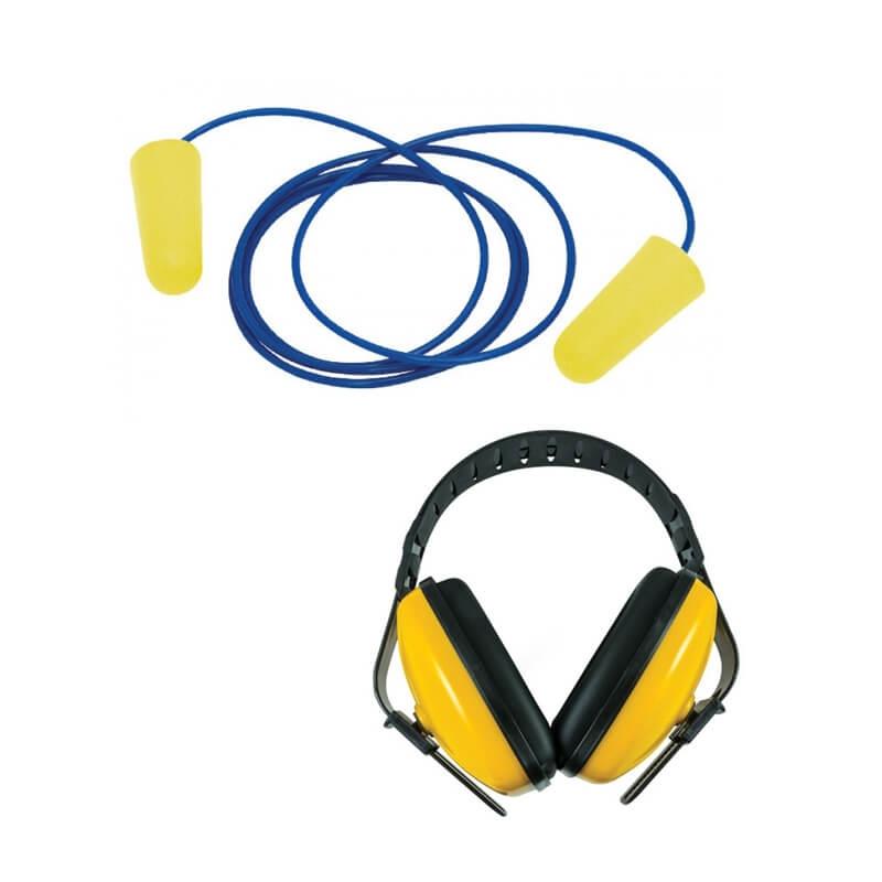 Ear Muffs & Ear Plugs