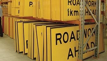 Traffic Control & Road Signs