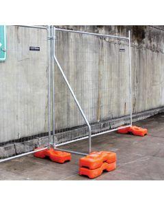 Fencing Brace 33mm To Suit Concrete Block