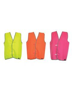 Safety Vest Hi-vis Day