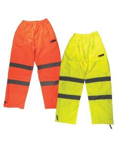 Rainwear Taped Breathable Waist Trouser