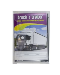 Truck And Trailer Log Book