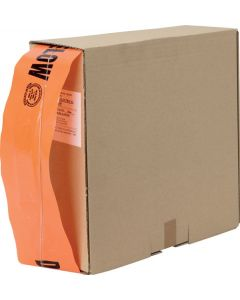 Mains Marker Tape Detectable Orange (Electricity Main)