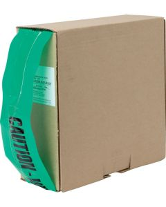 Mains Marker Tape Detectable Green (Potable Water Main)