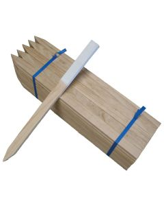 Painted Set-out Stakes 45 x 22 x 900mm