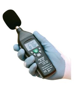 Portable Sound Level Meter, 35 - 130Db