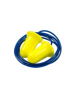 Corded earplugs