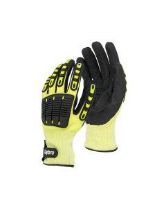 CUT 5 Anti vibration gloves size 10