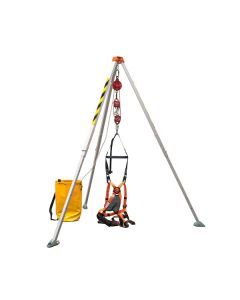 Confined Space Entry Kit - Rope System Kit (15m, SWL 250 Kg)