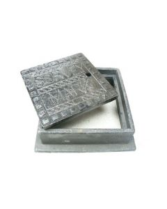Cast Iron Survey Box Frame