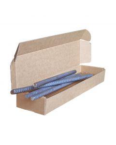 Steel Rod - 12mm x 250mm, 100 per box