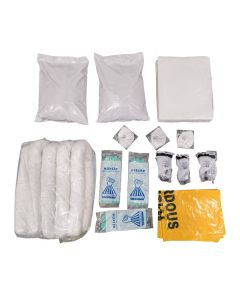 Refill 280L Spill Kit Contents - Without Bin