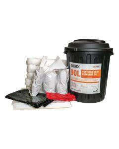 90L Spill Kit - Portable Response Kit