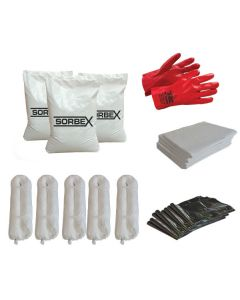 Refill 90L Spill Kit Contents - Without Bin