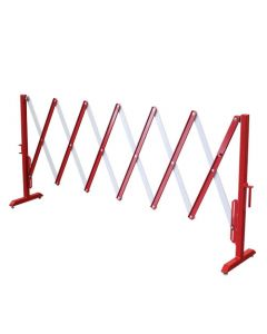 Heavy Duty Expanding Barrier - Constructor Safe Expanding Barrier 2.5M