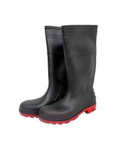 Safety Gumboot - Contractor Comfort Size 8