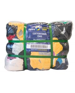 Bag of cotton rags