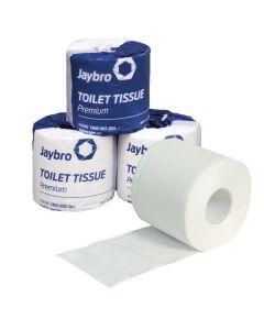 Toilet Paper Rolls (Deluxe) - 48 toilet tissue rolls per carton