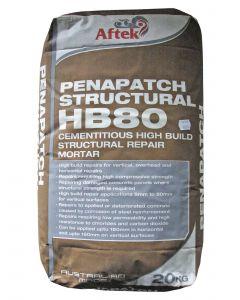 Aftek HB80 Structural Mortar