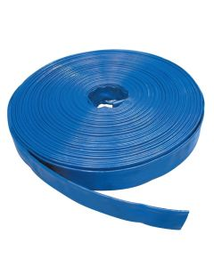 Blue Layflat Hose 75mm x 100M