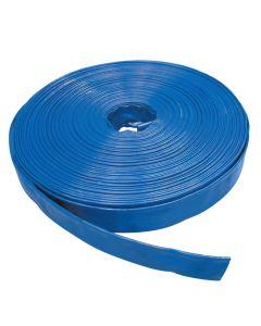 Blue Layflat Hose 100mm x 100M