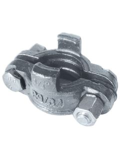 Type A Claw Couplings Clamps - 12mm