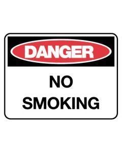 Danger Sign - DANGER NO SMOKING