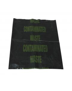 Printed Contaminated Waste Bag