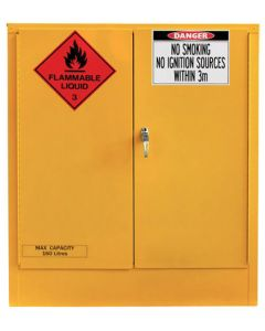 Flammable Storage Cabinet - 160L