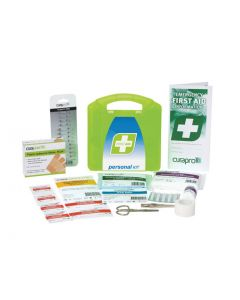 Personal First Aid Kit Plastic Case