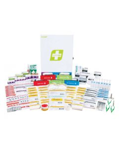 R4 Constructa Medic First Aid Room Kit - Metal Case