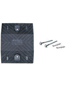 Speed Hump Section 250 x 350 x 50mm Black