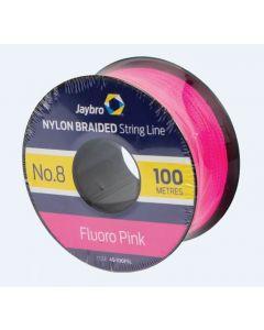 No.8 Fluoro Nylon Builders String Line 100m