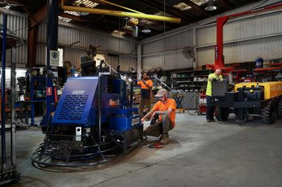 How to choose the best trowel machine for your concreting job