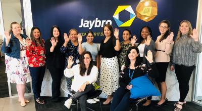 Jaybro Celebrates International Women's Day