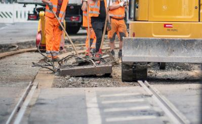 How often should hi-vis clothing be replaced?