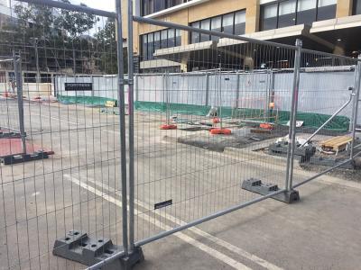 Fortress Fencing at Parramatta Light Rail