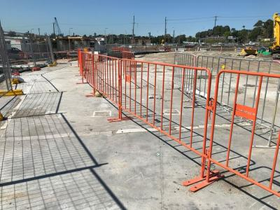 Pedestrian separation barriers that protect your team from hazards